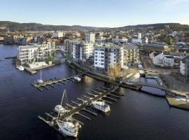 Hotel Photo: Apartment Porsgrunn Centrum