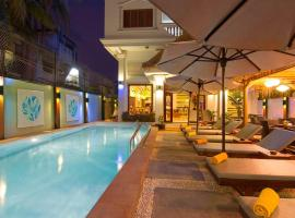 Hotel Photo: Hotel 20th Street Wat Bo