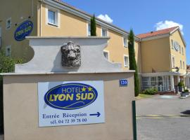 Hotel Photo: Hotel Lyon Sud, Pierre Benite, St Genis Laval