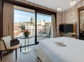 Hotel photo: The Galata Istanbul Hotel - MGallery by Sofitel