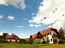 Hotel Photo: Tourist Farm Urška