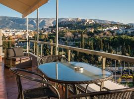 호텔 사진: Virgo - Loft with Spectacular View to Acropolis