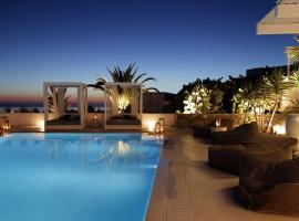 A picture of the hotel: Livin Mykonos Hotel