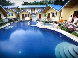 Blue Lagoon Inn & Suites Puerto Princesa Filipinler