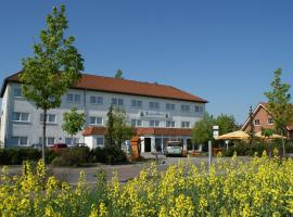 A picture of the hotel: Landhotel Glesien