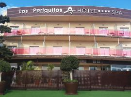 Hotel Photo: Complejo Hostelero Los Periquitos