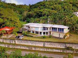 A picture of the hotel: Managaha View Lodge