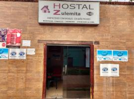 Hotel Photo: Hostal Zulemita