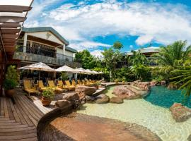 A picture of the hotel: Jacana Amazon Wellness Resort
