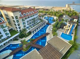 Hotel Photo: Sunis Evren Beach Resort Hotel & Spa