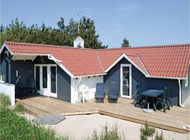Hotel Photo: Three-Bedroom Holiday Home in Thisted