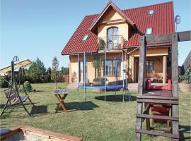Hotel Photo: Three-Bedroom Holiday home Kolczewo with a Fireplace 05