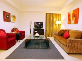 A picture of the hotel: Corp Executive Doha Suites