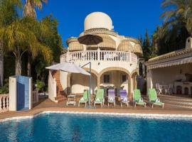 Hotel photo: Holiday home Benissa/Costa Blanca 4812
