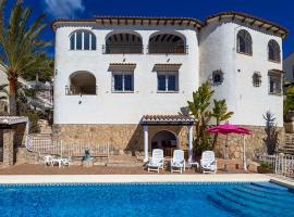 Hotel Photo: Holiday home Benissa/Costa Blanca 4920
