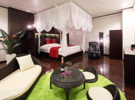 Hotelfotos: Hotel The Lotus Bali (Adult Only)