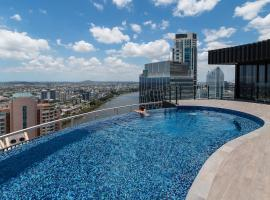 Hotel photo: Executive City Getaway
