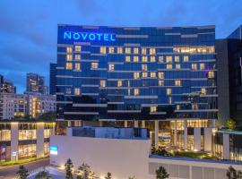 A picture of the hotel: Novotel Singapore On Stevens