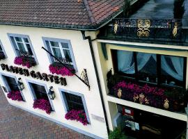 Hotel Photo: Der Platengarten