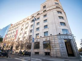 Hotel Photo: Petit Palace President Castellana