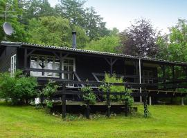Hotel photo: Three-Bedroom Holiday home in Bryrup