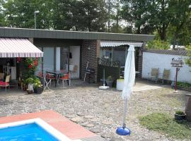 Hotel Photo: One-Bedroom Holiday home in Glesborg