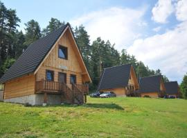 Hotel Photo: Autocamping Podlesok
