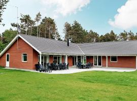 Hotel Photo: Six-Bedroom Holiday home in Rødby 1