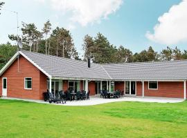 Hotel Photo: Six-Bedroom Holiday home in Rødby 2