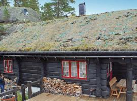 Hotel Photo: Four-Bedroom Holiday home in Åseral 4