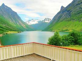 Hotel Photo: Two-Bedroom Holiday home in Norangsfjorden