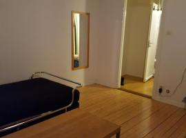 Hotel photo: Central flat in Uppsala
