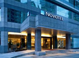 A picture of the hotel: Shenzhen Novotel Watergate(Kingkey 100)