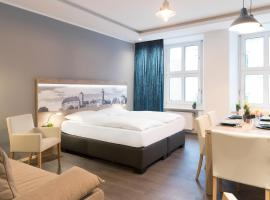 Hotel photo: dasPaul Aparthotel