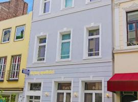 A picture of the hotel: dingdong bonn - city apartments