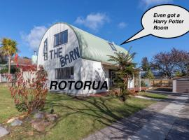 Hotel Photo: The Barn in Rotorua New Zealand