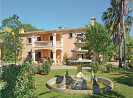 Hotel Photo: Holiday home Son Gual, Parc.