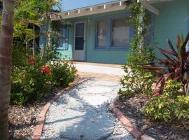Hotel Photo: Sea Palm Cottage