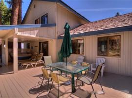 Hotel Photo: Modern Incline Village Home