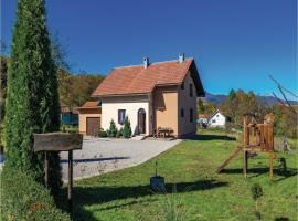 Hotel photo: One-Bedroom Holiday Home in Ogulin