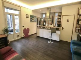 Hotel Photo: Two-bedroom Apartment Neuilly-sur-Seine