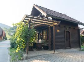Hotel photo: Holiday Home Natura I-27
