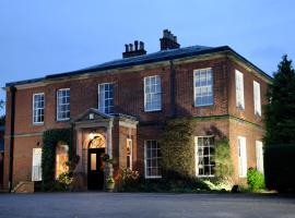 Hotel Photo: Dovecliff Hall Hotel