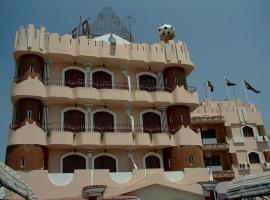 Hotel near El Mansura