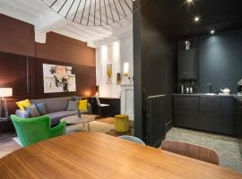 A picture of the hotel: Luckey Homes - Rue des Dames