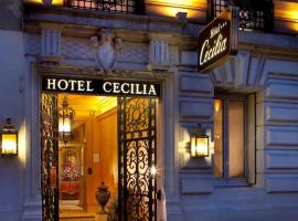 A picture of the hotel: Cécilia