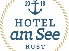 Hotel Photo: Hotel am See Rust