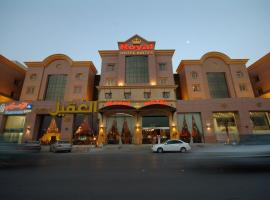 Royal Hotel & Suites Riyadh Saudi Arabia