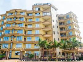 A picture of the hotel: Flomi Hotel