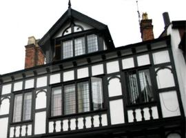 Lucroft Guesthouse Shrewsbury Великобританія
